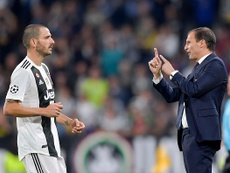 Bonucci veut se reconvertir en entraîneur. Goal