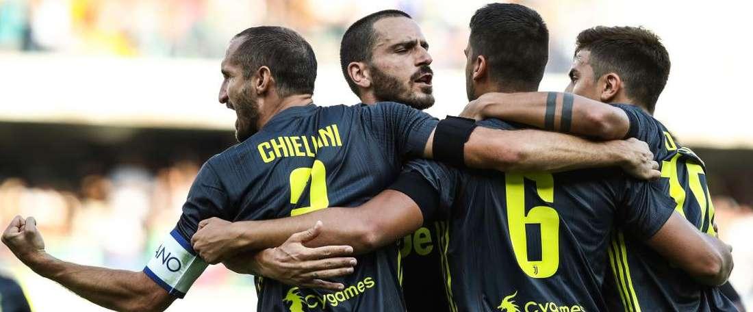 La Juventus a gagné dans la douleur. Goal