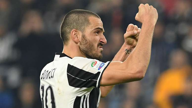 Bonucci says he wants to become a Juventus legend. Goal