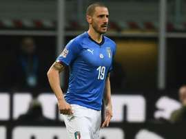 There are always imbeciles – Bonucci hits back at fans after frosty San Siro reception.