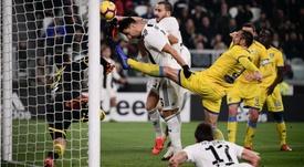 Juventus-Frosinone, goal di Bonucci o di Khedira?. Goal