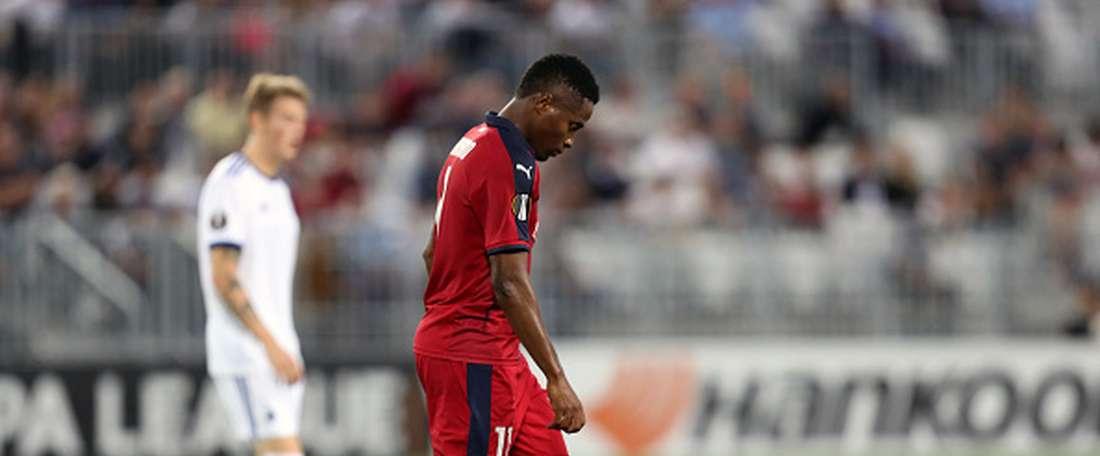 Bordeaux s'est incliné. Goal