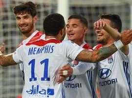 Lyon l'a emporté face à Bordeaux. Goal