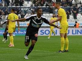 Bordeaux a corrigé Nantes. Goal
