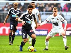 Bordeaux et Rennes se sont quittés dos à dos. Goal