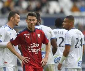 Les Girondins surpris au Matmut par le Racing. Goal