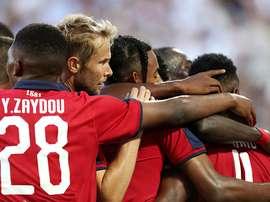 Bordeaux se qualifie. Goal