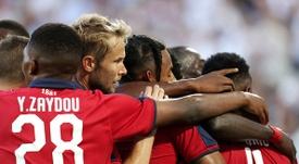 Bordeaux s'est qualifié pour les barrages. Goal