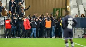 Bordeaux won 6-0. GOAL