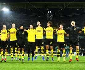 Il Dortmund scherza. Goal