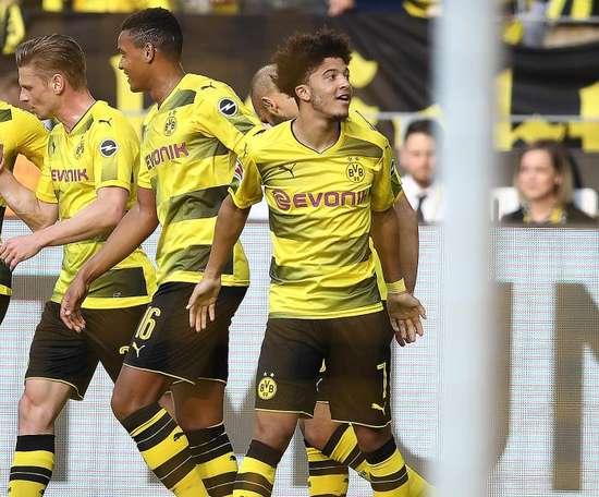 Borussia Dortmund fait le boulot. Goal