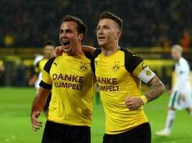Dortmund a remporté le derby. Goal