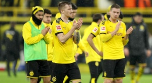Leipzig draw 'very hard to accept' for Dortmund coach Favre. AFP