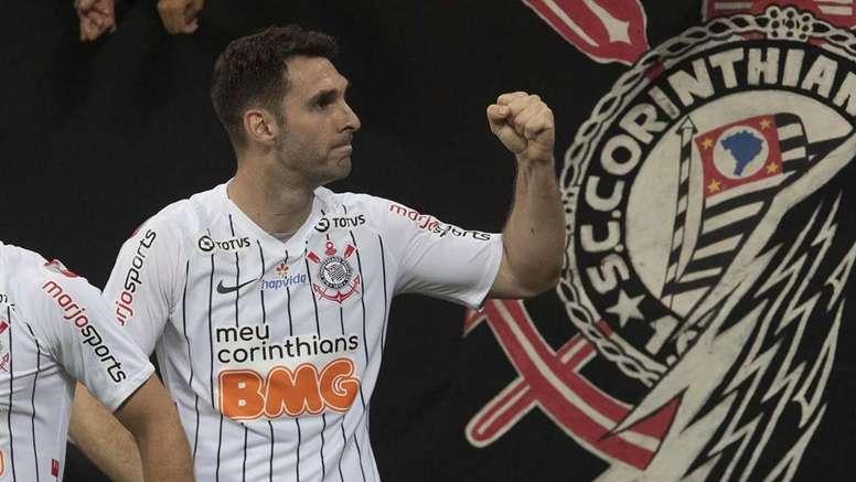 """Corinthians pode """"usar"""" 2019 para acreditar em classificação. Goal"""