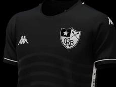 Botafogo terá camisa nova e escudo diferente contra o Corinthians. Goal