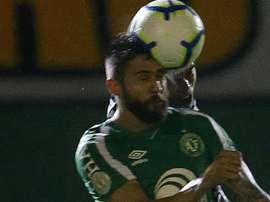 Chape perde para o Botafogo e é rebaixada pela 1ª vez