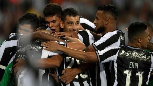 Como chegam Botafogo e Atlético-MG para a Sul-Americana. Goal