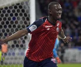 Soumaré a encore fait un gros match à Lyon. Goal