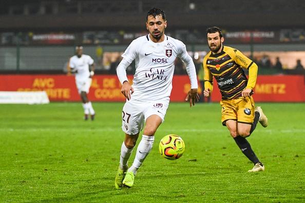Metz est leader de Ligue 2. Goal