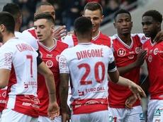 Reims a mené Rennes à la baguette. Goal