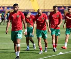 Le Maroc a fini premier de sa poule. Goal