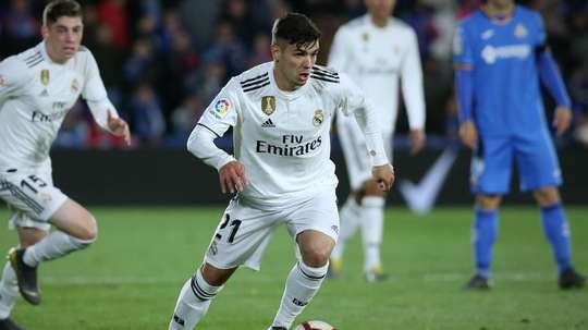 Real Madrid's Brahim Diaz suffers latest injury setback.
