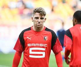 Brandon Thomas Llamas a marqué dès sa première apparition dans l'élite. Goal