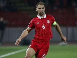 Ivanovic is looking to make history for Serbia. GOAL