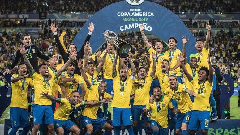 Por que terá Copa América em dois anos consecutivos? Goal