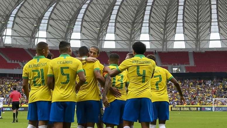 Baixa procura de ingressos na Copa América preocupa. Goal