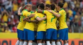 Le Brésil déroule sans Neymar. AFP