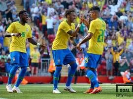Brasil defronta a Áustria no domingo. Goal