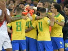 Le Brésil passe devant la France, l'Algérie gagne 28 places au classement FIFA. GOAL