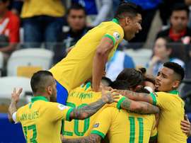 Brazil are looking to gain revenge against Paraguay. GOAL