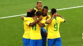 Brasil e México se enfrentarão com uniformes tradicionais.Goal