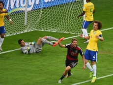 Low insists that Germany forgot about the 7-1 the following day. GOAL