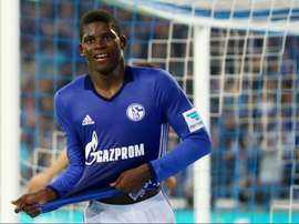 Breel Embolo could be playing for United now. Goal