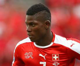 Embolo was the star performer. GOAL