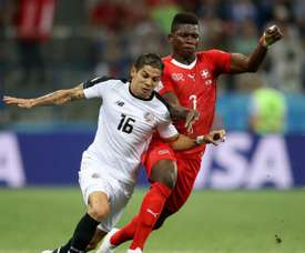 Embolo has just returned from Switzerland. GOAL