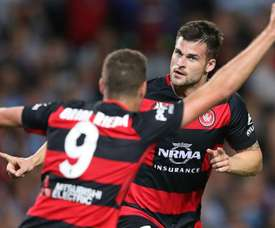 Western Sydney were dominant in their game against Wellington. GOAL