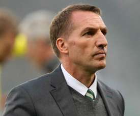 Rodgers has been left shocked at his treatment by Celtic fans. GOAL
