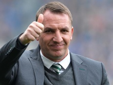 Rodgers hailed Moussa Dembele's 'personality and courage'. GOAL