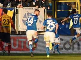 Tris del Brescia al Lecce. Goal