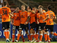 Brisbane avoided another defeat. GOAL