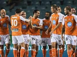 Brisbane Roar claimed a 2-1 victory over Sydney FC. GOAL