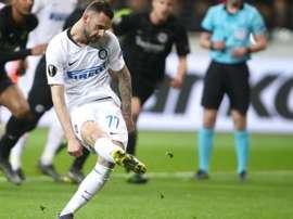 Sorriso Inter: Brozovic si allena in gruppo. Goal