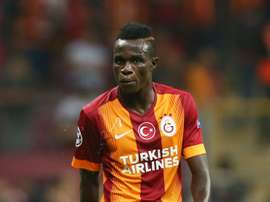 Bruma is on the verge of completing a move to RB Leipzig. AFP