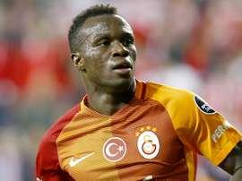 Galatasaray dément une offre des 'Spurs' pour Bruma. GOAL