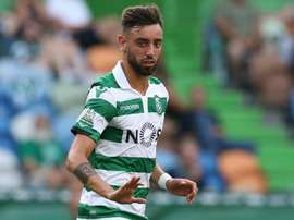 Sporting Lisbon will not let Bruno Fernandes go cheaply. GOAL