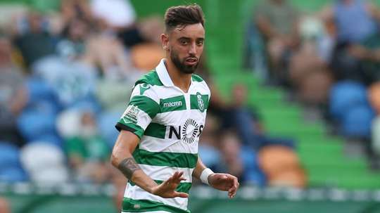 Sporting boss Keizer admits Bruno Fernandes could leave amid United links.